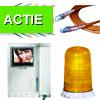 Actie Data, communicatie & (brand)beveiliging